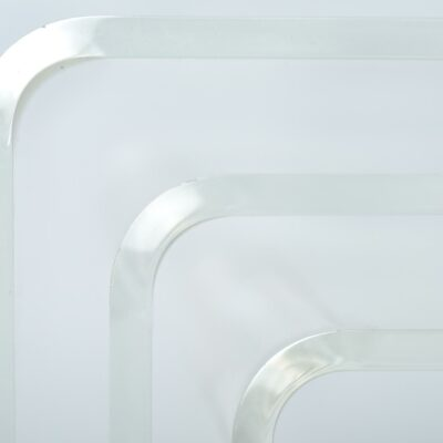 Lucite-clear-acrylic-side-tables