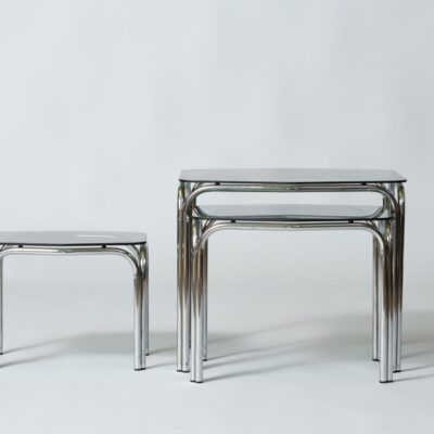 Smoked-glass-nesting-tables