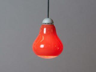 Handblown Pendant Lamp - 'Ben'