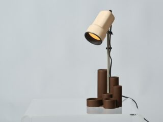 Vintage Stationary-Desk Lamp