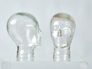 Glass Heads 1980's
