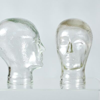 glass-head-vintage-eighties