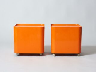 Sixties Storage Trolley - Marcello Siard