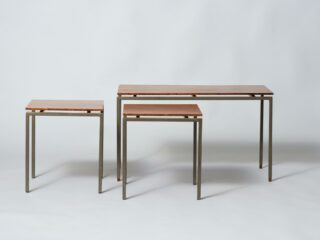 Teak Nesting Tables - Pastoe