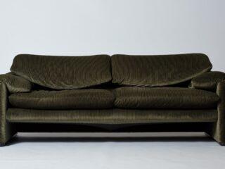 Maralunga sofa - Vico Magistretti