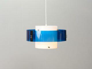 Postmodern Pendant lamp in Acrylic