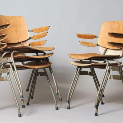 plywood-vintage-chairs