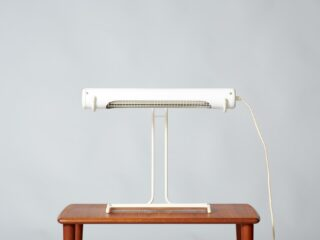 Desk-Lamp with Pencil Holder - 1980's
