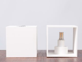 Cubic Wall Lamps - B Lighted