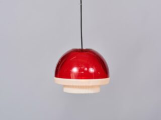Vintage Hanging Lamp Space Age