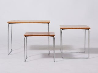 Vintage Nesting Tables - 1960's