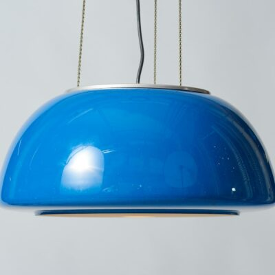 blue-hanging-lamp-murano-glass