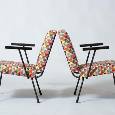 gispen-rietveld-cordemeijer-armchairs