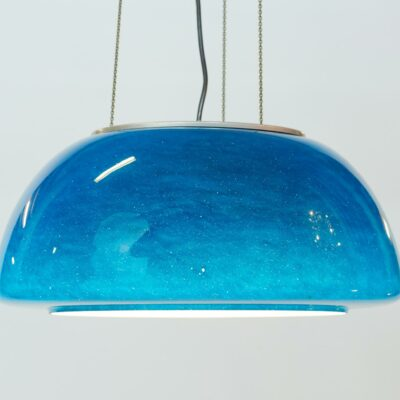 italian-pendant-lamp-blue-glass