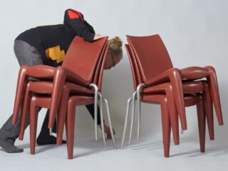 Louis20 chair - Philippe Starck
