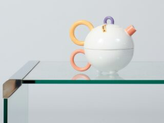 Matteo Thun - Teapot and Cup