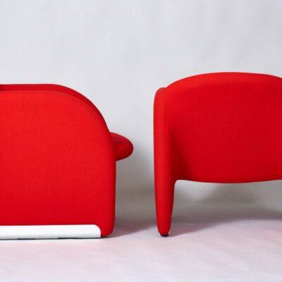 Pierre_Paulin-Artifort-Ben_Lounge-chairs