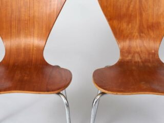 Set of two Teak Dining chairs - Denmark