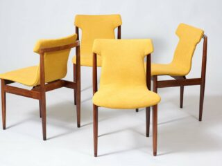 Fristho - Rosewood Dining Chairs