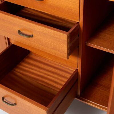 midcentury-teak-sideboard