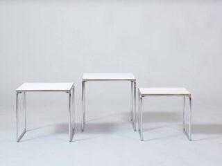 Vintage Nesting Tables - Brabantia