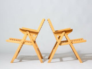 Rex Lounge Chairs - Niko Kralj