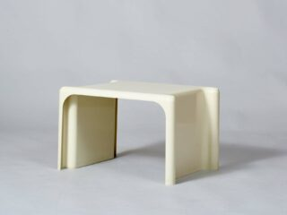 Giotto Stoppino - Scagno Side Table