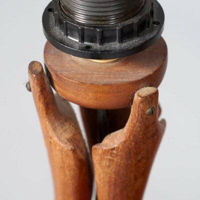 teak-wooden-table-lamps-denmark