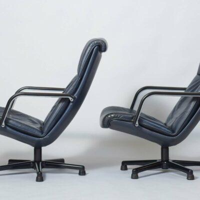 lounge-chairs-set-harcourt-artifort