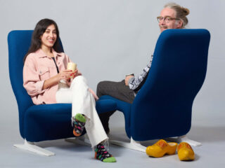 Concorde Lounge Chair (set) - Pierre Paulin
