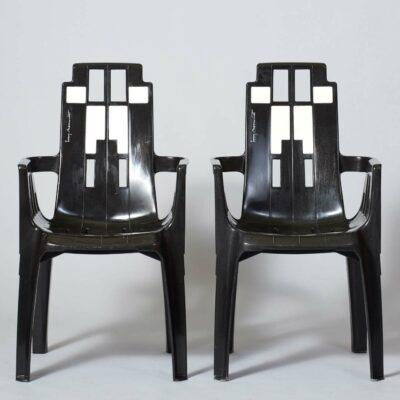 pierre-paulin-massonnet-chairs