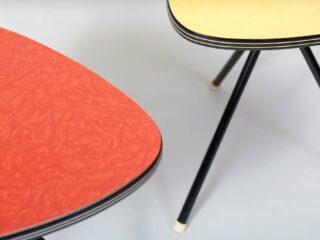 Vintage Side Tables -1950's