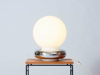 Large Space-age Mushroom Lamp 1970