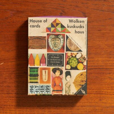house-of-cards-charles-eames,bouwspel