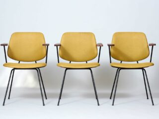 W. Rietveld for Kembo - Armchairs