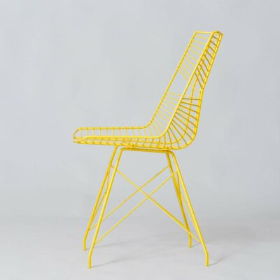 wire-metal-chair-yellow
