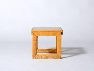 Minimalist Side Table - 1980's