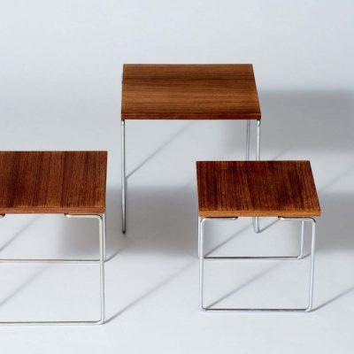 nesting-tables-sixties-teak