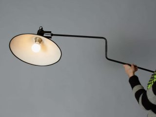 Anvia - Paperclip Lamp