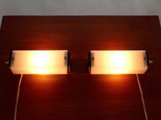 Bedroom-lamps -1960's