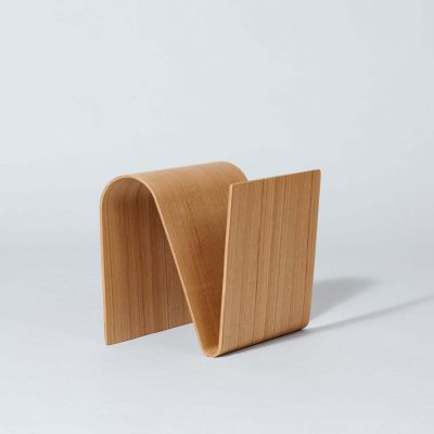 plywood-magazine-rack-1970's