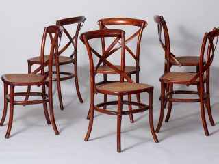 Thonet-Style Dining Chairs