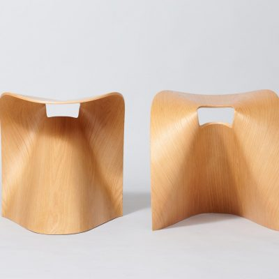 midcentury-modern-style-plywood-stools