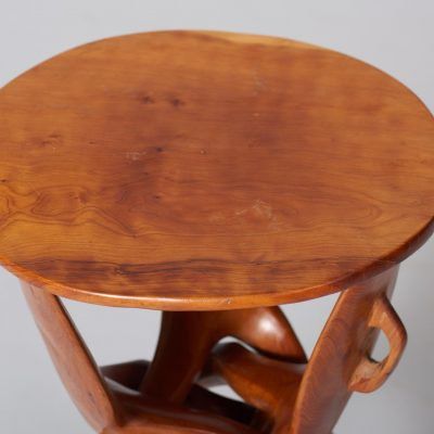 moroccan-solid-wood-side-table