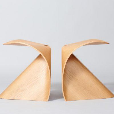 plywood-design-stools-midcentury