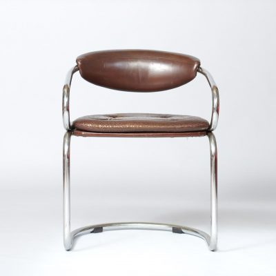 tubular-swiss-doning-chair-metal-leather