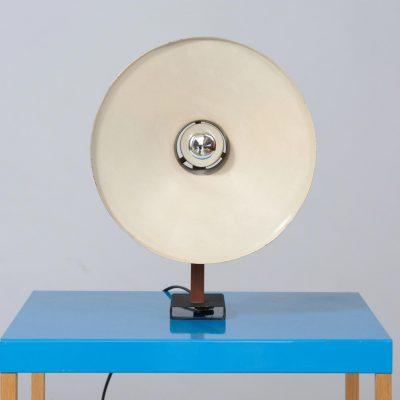 midcentury-wall-lamp-copper-wood-metal