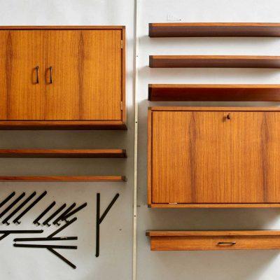 Teak-1960s-wall-unit-midcentury