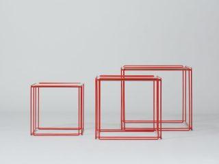 Max Sauze - Isocele Tables